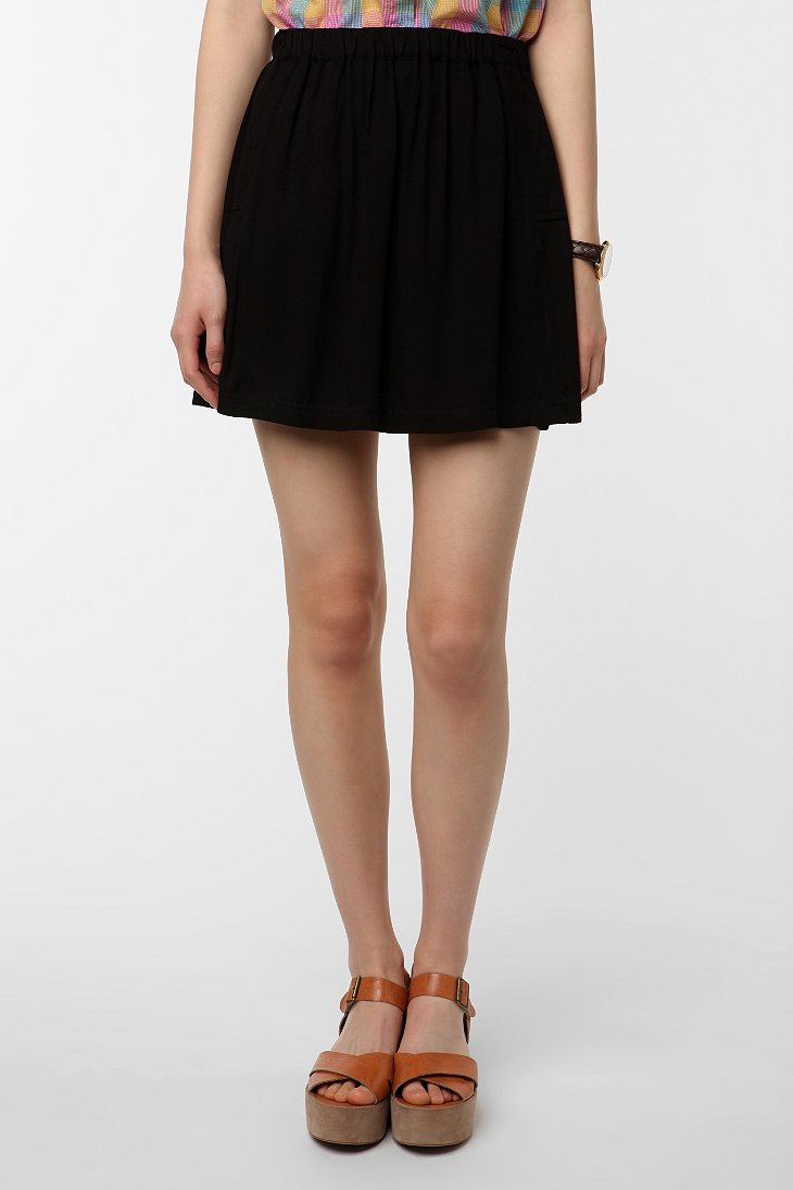 Cooperative A-Line Skirt