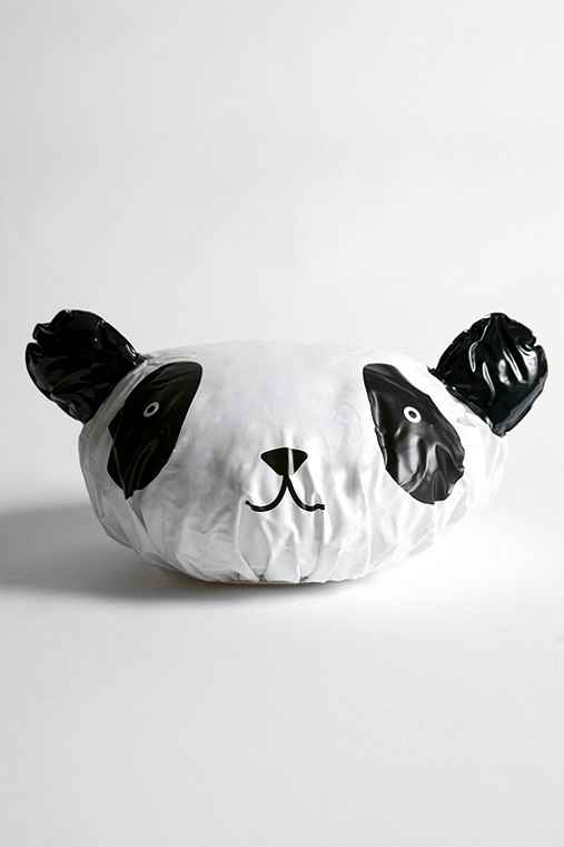 UrbanOutfitters.com > Shower Caps :  panda gag women urban