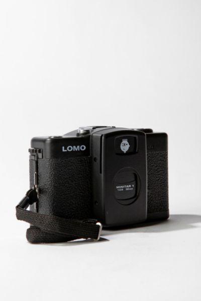 Lomo LCA+ Camera