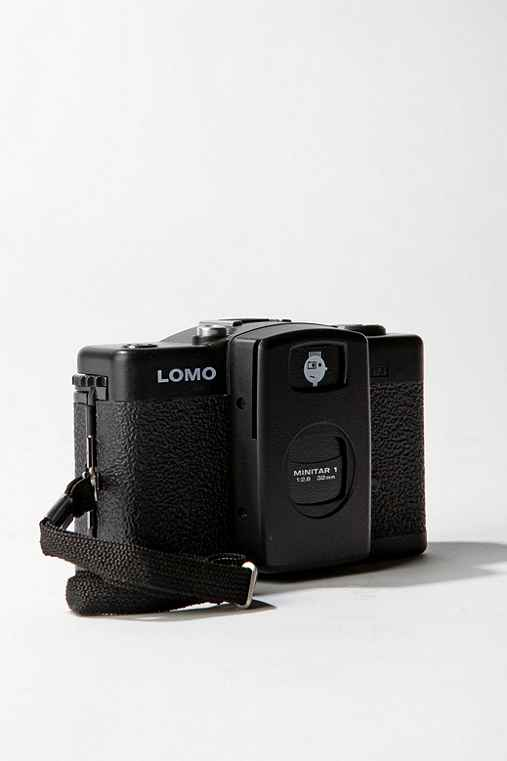 Lomography LCA+ Camera - Urban Outfitters