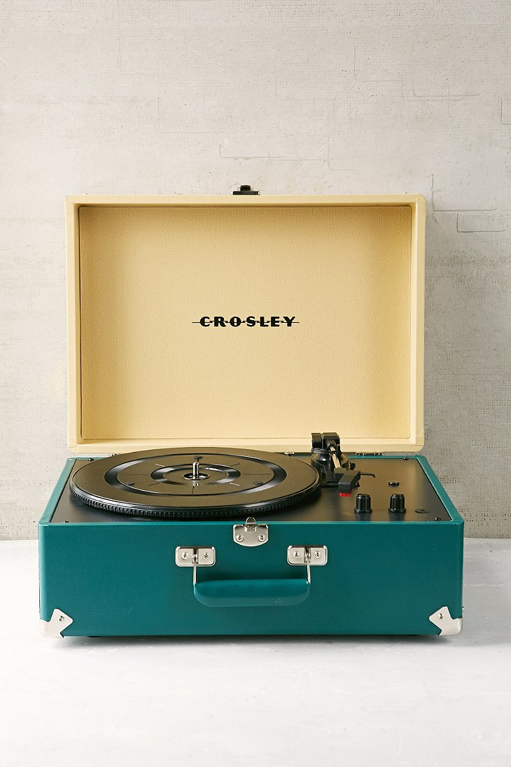 Crosley AV Room Portable USB Turntable