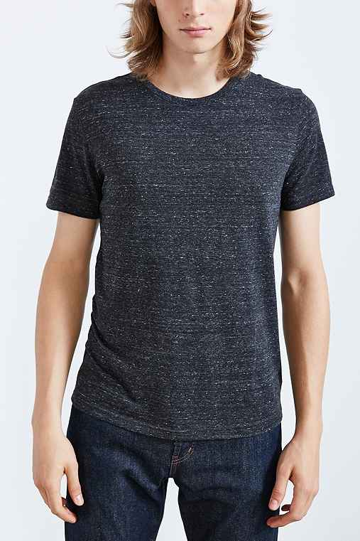 BDG Slim-Fit Triblend Crew Neck Tee