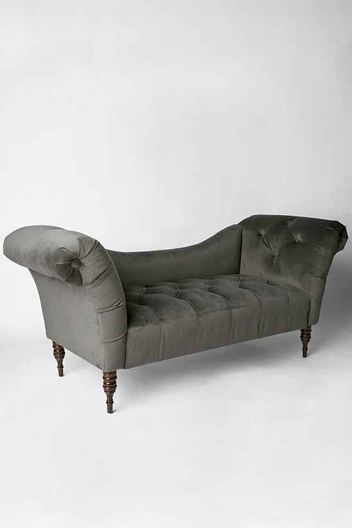 UrbanOutfitters.com > Antoinette Fainting Sofa - Carbon :  furniture