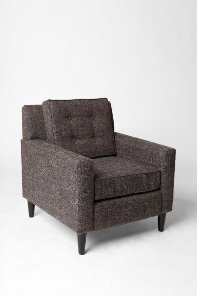 Lulu Chair - Tweed