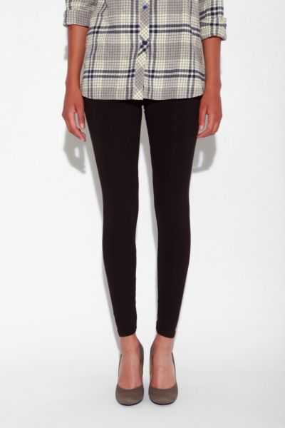 BDG Long Legging - Black - Small