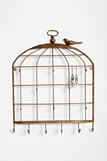 Birdcage Jewelry Display
