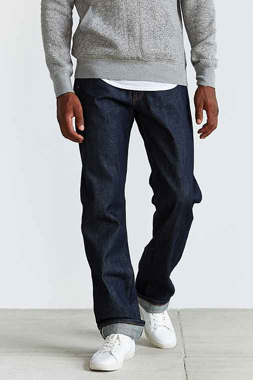 Unbranded Straight Selvedge Jean