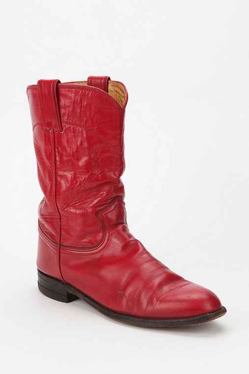 Urban Renewal Vintage Cowboy Boot