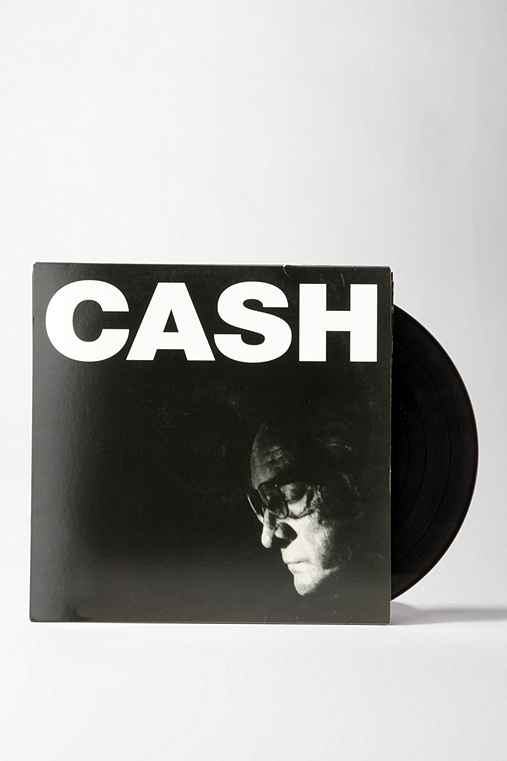 Johnny Cash - American IV: The Man Comes Around Vinyl Record :  music gifts record vinyl record records