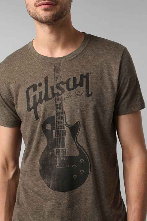 Gibson Les Paul Tee from urbanoutfitters.com