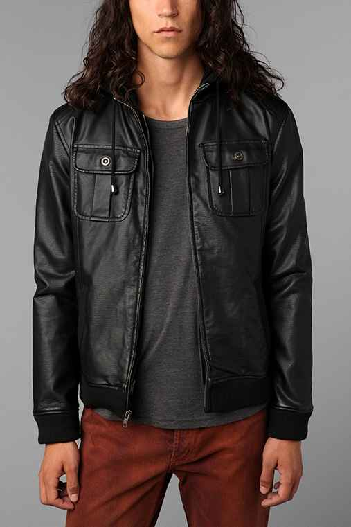 Charles & 1/2 Third Engine Jacket