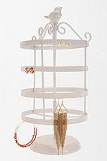 Birdcage Jewelry Stand
