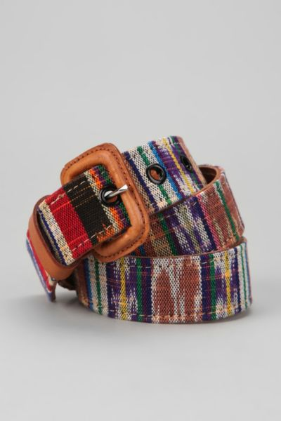 Nepal Leather Belt