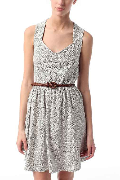 byCORPUS Open Back Jersey Dress from urbanoutfitters.com