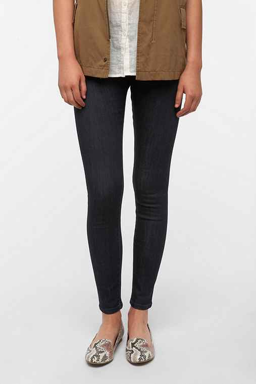 BDG Mid-Rise Denim Legging- Vintage Denim Dark