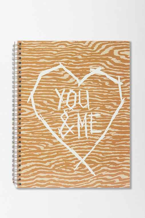 You & Me Spiral Notebook