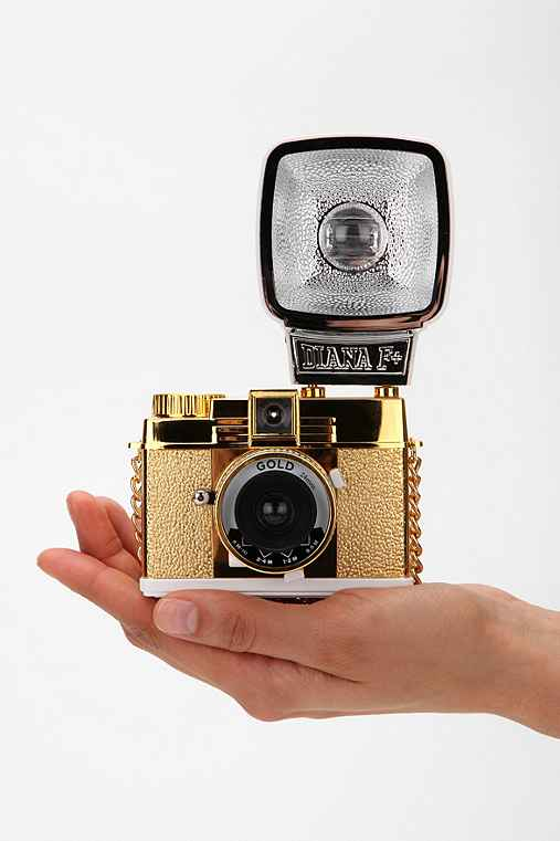 Lomography Diana F+ Flash Mini Camera - Urban Outfitters