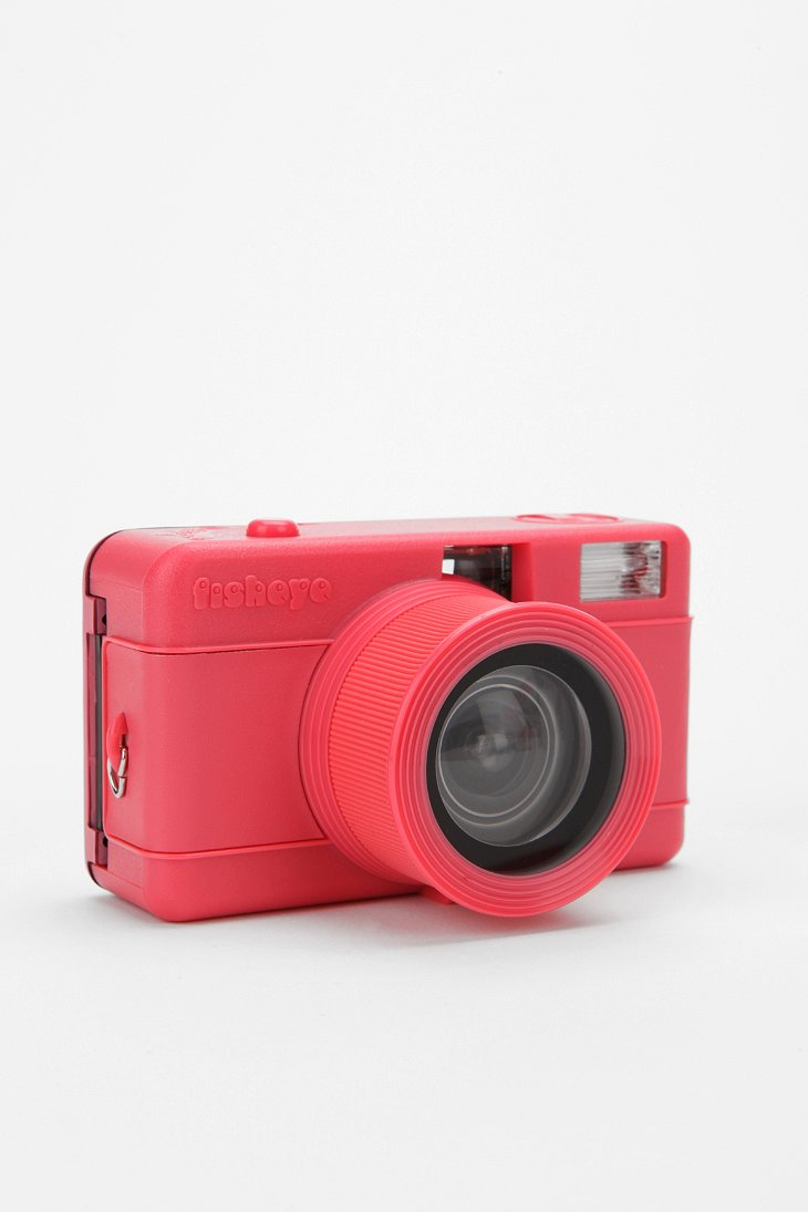 Lomography Honeysuckle Fisheye Camera - Urban Outfitters