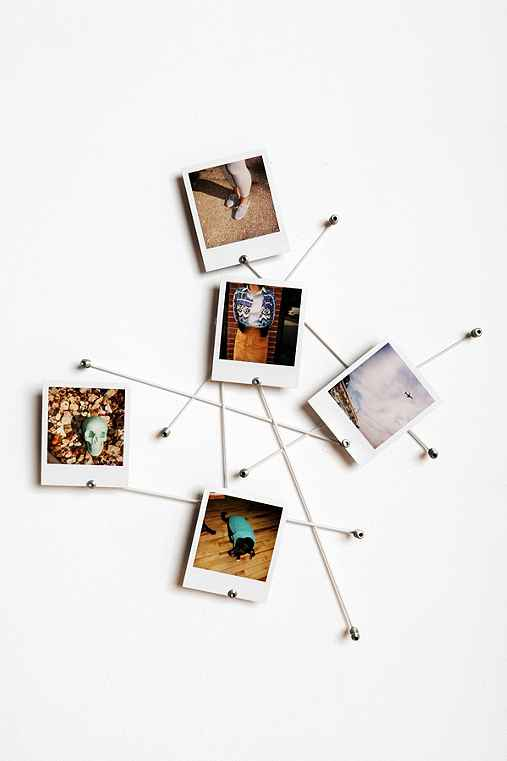 UrbanOutfitters.com > Crisscross Photo ClipUrbanOutfitters.com > Official Site of Urban Outfitters > Shop Women's, Men's and Apartment :  photo room wall apartment