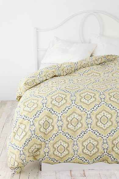 Bohemian Medallion Duvet Cover