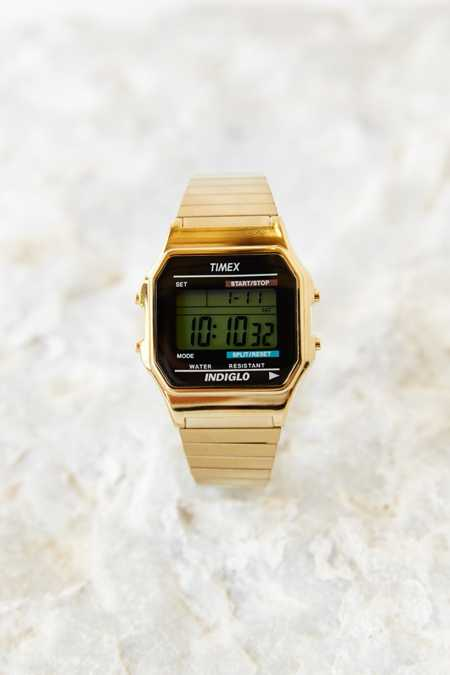 Timex Gold Core Digital Watch