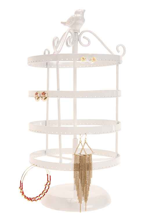 Thumbnail image for Spinning Bird Jewelry Stand