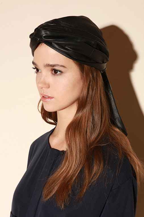 Carin Wester - Marrekesh Turban :  carin wester marrekesh turban hat head piece headdress