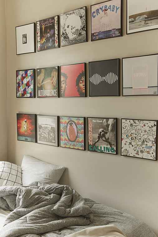 Frame album 12x12 urban outfitters Urban outfitters bedroom lookbook