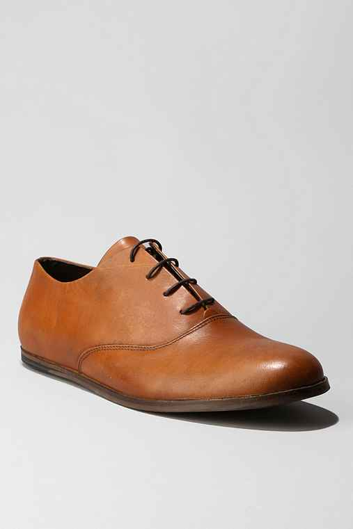 UO Leather Derby Shoe