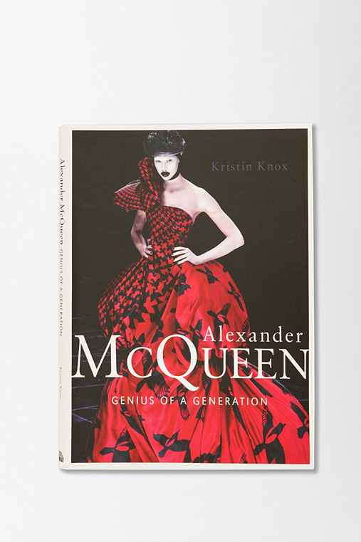 Urban Outfitters - Alexander McQueen By Kristin Knox :  fashion books book fashion designer
