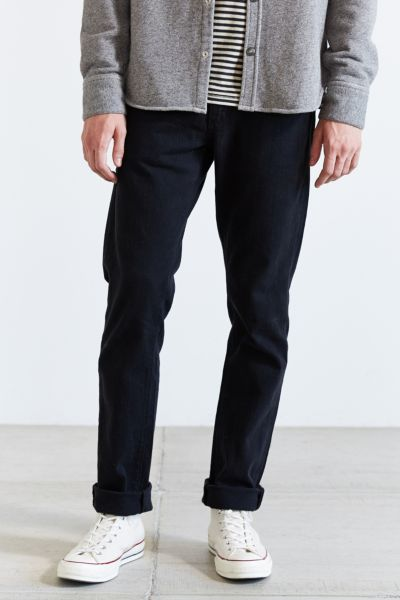 Levi's 511 Black Stretch Jean