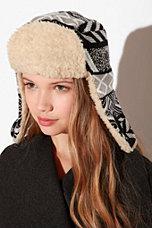 Deena & Ozzy Intarsia Trapper Hat
