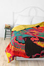 UrbanOutfitters.com > Bohemian Floral Quilt