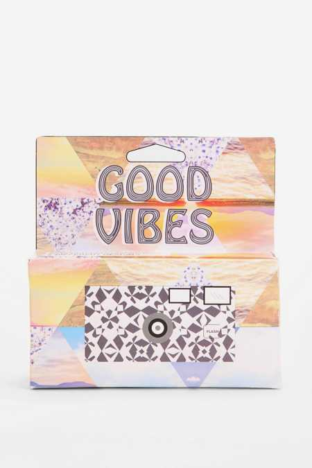 Good Vibes Disposable Camera