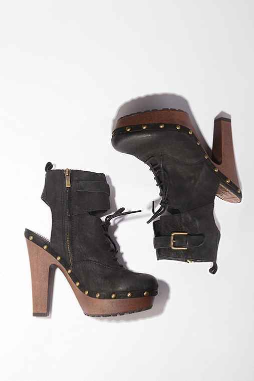 UrbanOutfitters.com > Sam Edelman Clog Platform Boot :  winter boots shoes accessories