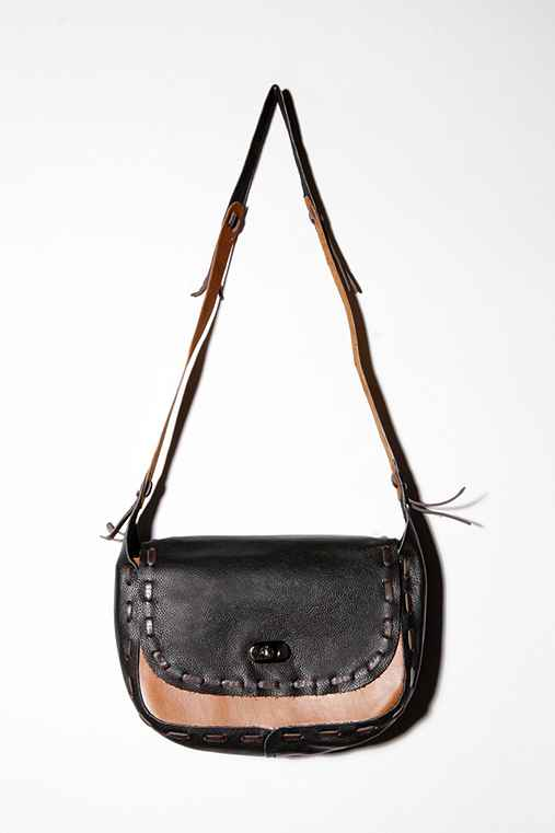 UrbanOutfitters.com > Ecote Whipstitched Leather Bag :  handbag bag deux shoulder