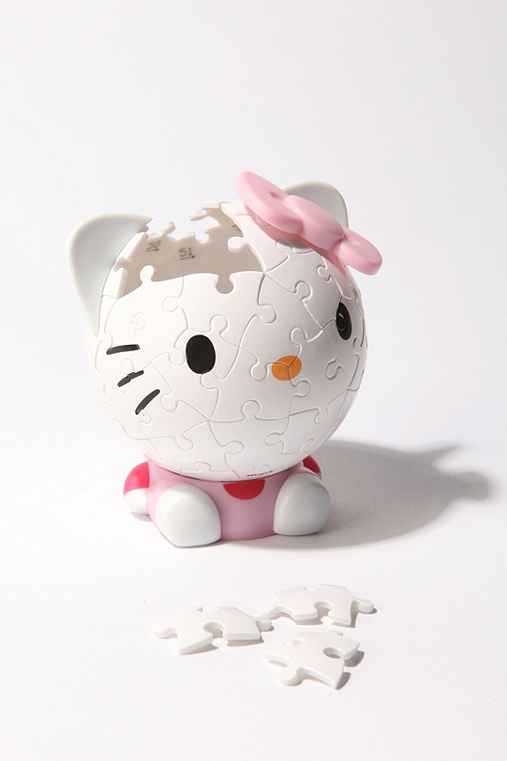 Hello Kitty Puzzle Head from urbanoutfitters.com