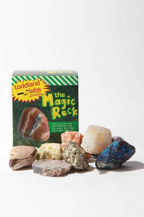 Urban Outfitters - Toddland Magic Rock Blindbox Collection :  stocking stuffers toddland magic rock blindbox collection rocks urban outfitters