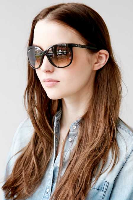 Ray-Ban P-Retro Cat Sunglasses