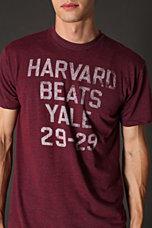 Homage Harvard Yale Tee