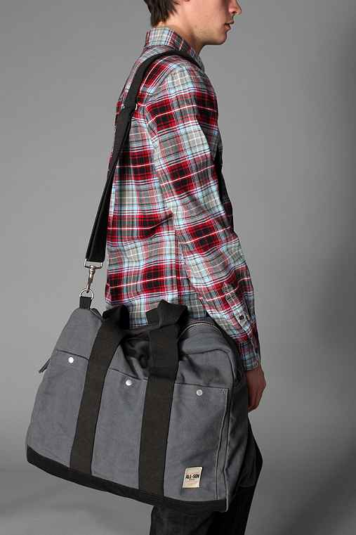 All-Son Army Duffle Bag