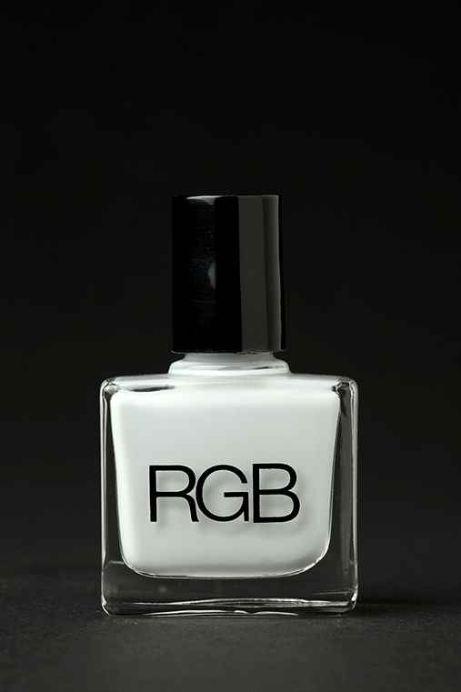 RGB Nail Polish - Dove White :  beauty nail polish nail lacquer manicures
