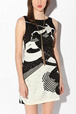 Lazerade Gogo Dress