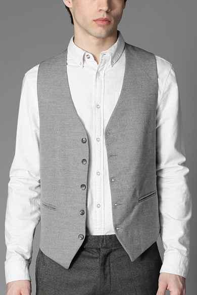 Urban Renewal Vintage Menswear Suit Vest