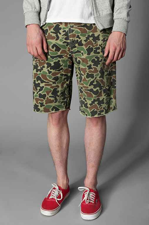 All-Son Camo Short