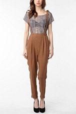 Lucca Couture Suspender Pant
