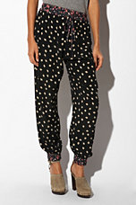 Urban Renewal Blossom Cinch Cuff Pant