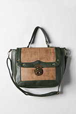 Cooperative Heavy Lock Closure Satchel