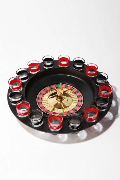 Shot Roulette