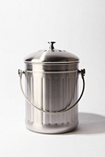 Stainless Steel Countertop Composter